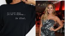 Caroline Flack-inspired 'Be Kind' T-shirt raises £200,000 for Samaritans