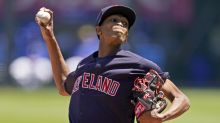 Indians top Royals for 1st 4-game sweep at Kauffman Stadium