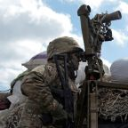 Russian military build-up near Ukraine numbers more than 100,000 troops, EU says