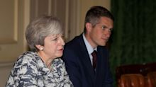 Theresa May accused of calling sacked defence secretary Gavin Williamson 'her b***h""