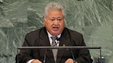 Samoan Prime Minister: Leaders Who Deny Climate Change Are 'Utterly Stupid'