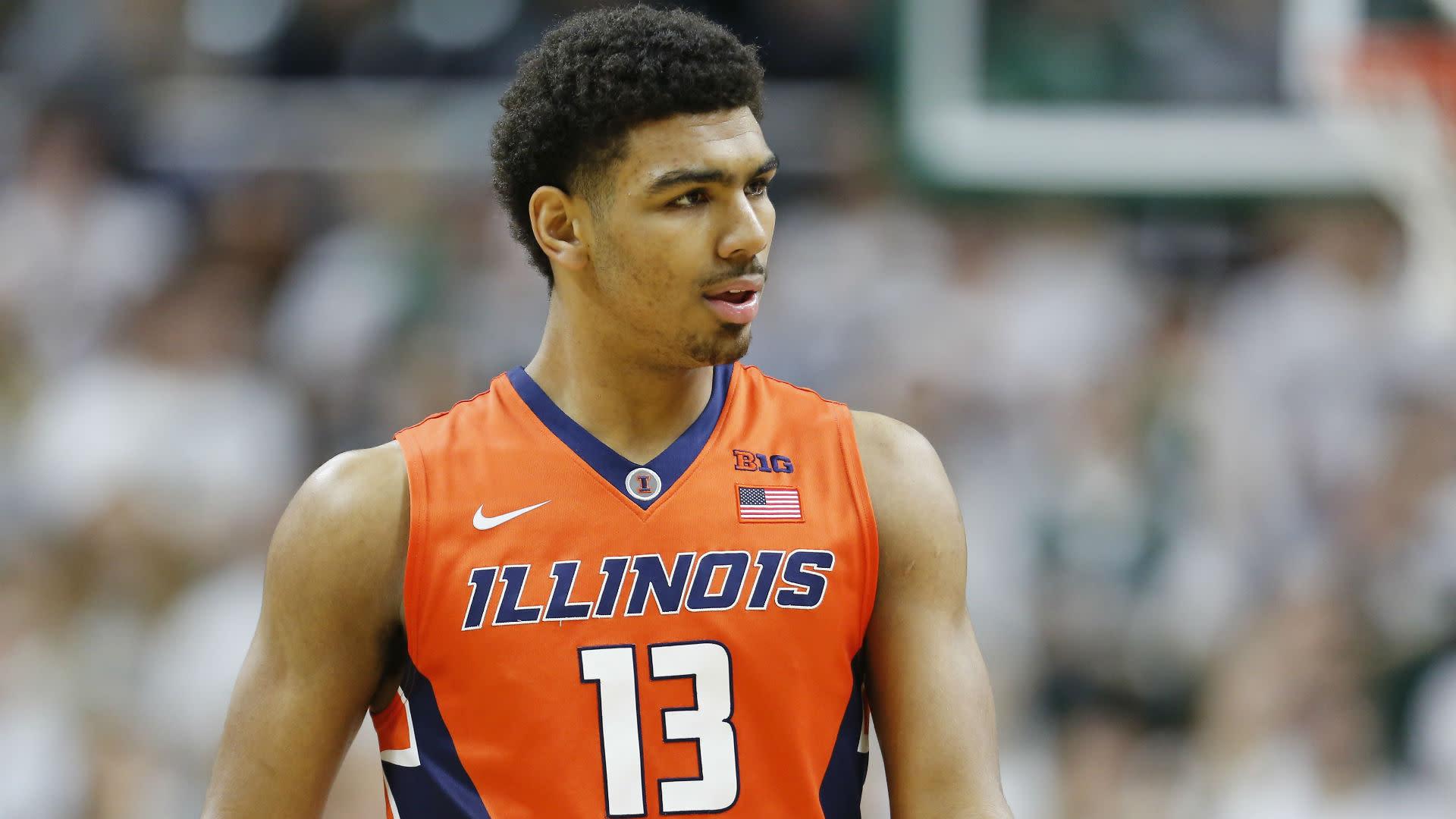 Mark Smith to transfer from Illinois