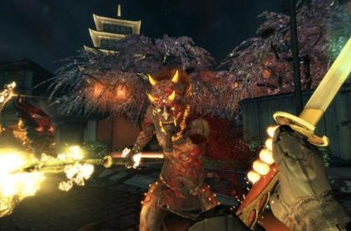 Wang slices, dices and blows stuff up in Shadow Warrior trailer