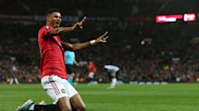Marcus Rashford: United happy with Partizan win but there's room for improvement