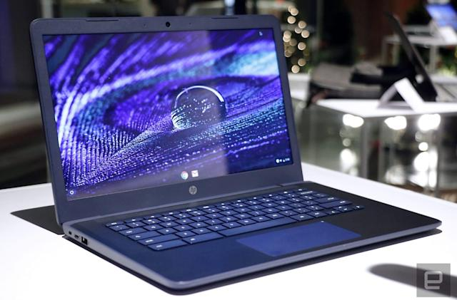 HP Chromebook 14 hands-on: AMD's first dance with Chrome OS