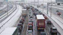 Christmas travel update: If you are driving home for the holidays, expect three-hour delays