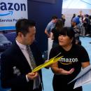 Amazon looks to hire 75K, offers $17 an hour and $1K sign-on bonus