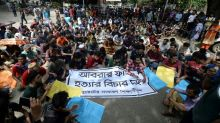 Protests over Bangladesh student death as PM vows to punish killers