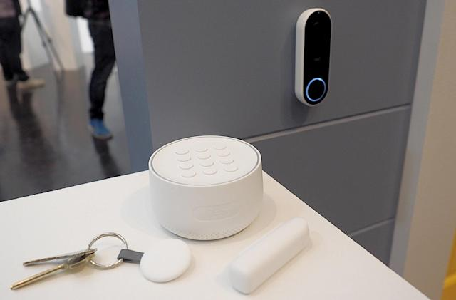 Nest's vision of the secure home is rooted in simplicity