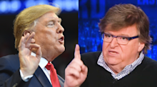 Michael Moore admits Donald Trump was right about 'rigged' political system