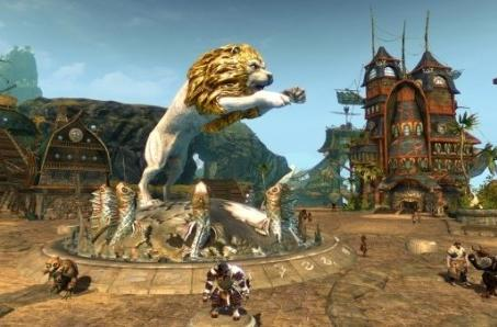 Guild Wars 2 briefs players on next weekend's beta event