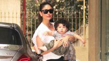 I Don't Want Taimur's Life to Be Documented: Kareena Kapoor Khan