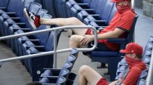 Stephen Strasburg ejected from Nats game on his day off — while sitting in the stands