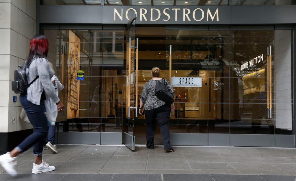 30 Nordstrom Plastic Bags LOT Brand New