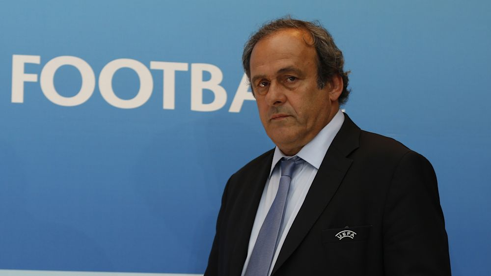 Sanction confirmée pour Michel Platini