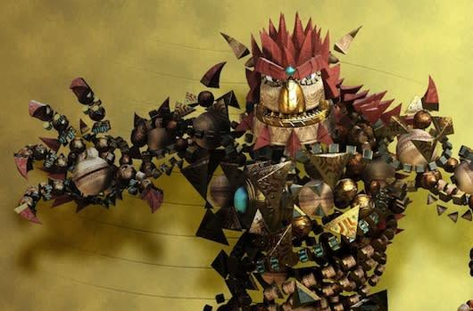 Getting the Knack of the PS4's family-friendly launch game