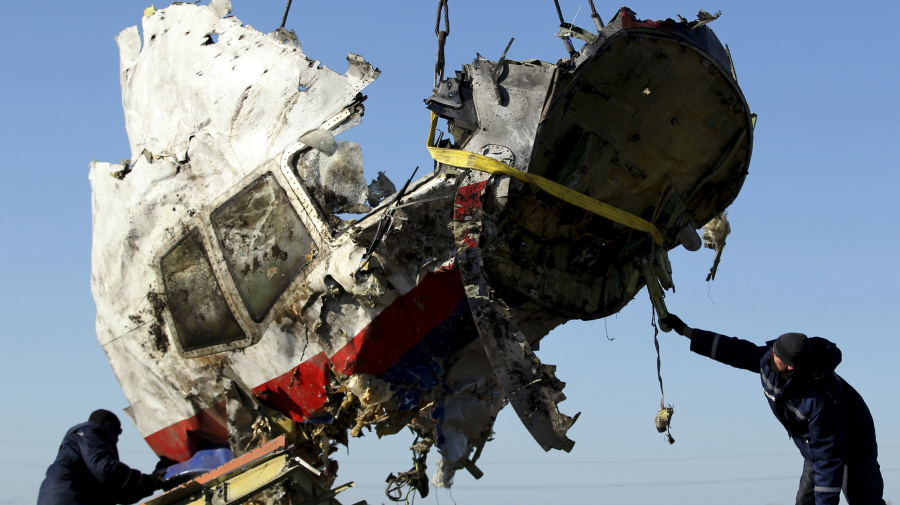 4 suspects named in Malaysia Airlines crash