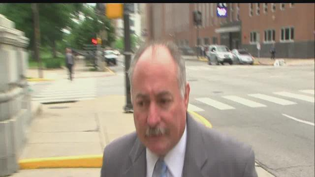 Wyser appears in court to face bribery charges