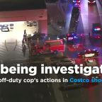 LAPD investigates off-duty officer's actions in Costco shooting