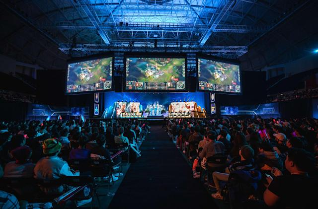 League of Legends World Championship returns to NA in 2021
