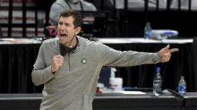 Celtics' Stevens denies he was offered Hoosiers job