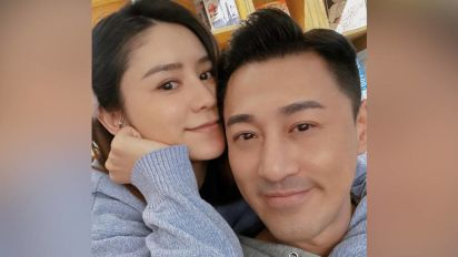 Carina Zhang's parents were initially against Raymond Lam
