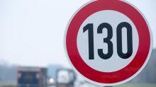 Grüne wollen Tempolimit von 130 durchsetzen