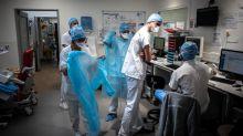 Covid-19 : le nombre de patients dans les services de réanimation continue de baisser