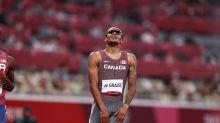 Breakthrough 200M gold for Canada's De Grasse