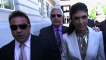 NJ Housewife Teresa Giudice, Husband in Court