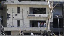 """""""Les gens nous disent 'merci la France' """", témoigne un marin-pompier de Marseille envoyé à Beyrouth après la double explosion"""