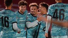 Liverpool's Swiss forward Shaqiri positive for virus
