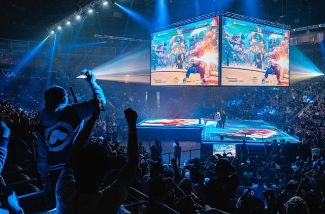 Sony buys Evo esports tournament
