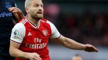 Foot - ANG - Arsenal - Arsenal: opéré du tendon d'Achille, Mustafi manquera le début de la saison prochaine