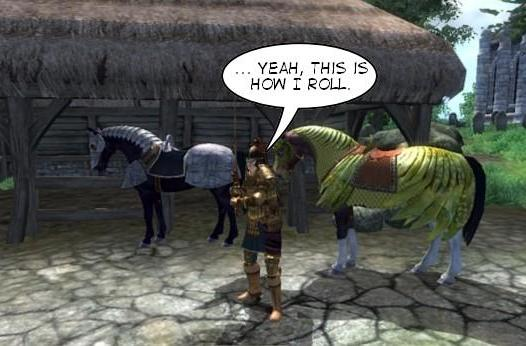 Oblivion DLC gets half off, except horse armor ... which is doubled