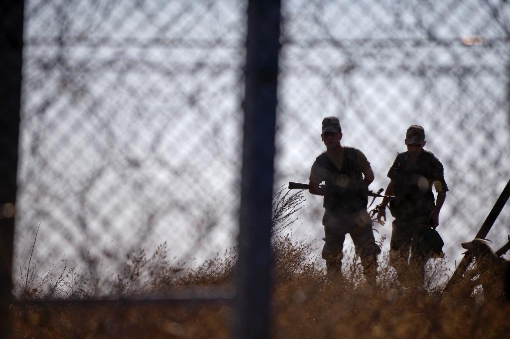 Fifteen suspects were planning to cross the Turkish border into conflict zones, local media reported