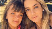 Ticiane Pinheiro revela preferência musical de Rafaella Justus: 'Sofrência'