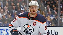 Connor McDavid on skating with Oilers: 'It feels like nothing's changed'