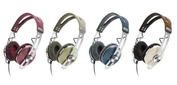 Sennheiser grows Momentum family with on-ear model, available in four colors