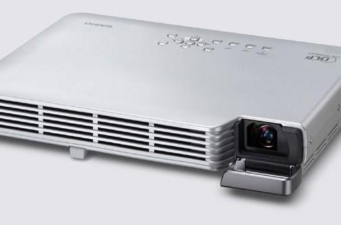 Casio cranks out Pro-Series Super Slim Projectors