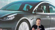 Tesla pierde 50.000 millones de dólares en bolsa tras el retraso de las prometidas baterías de Musk