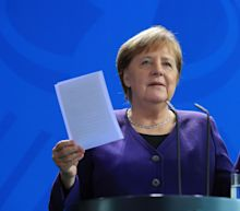 Merkel's Last Chapter Threatened by Party Takeover Battle