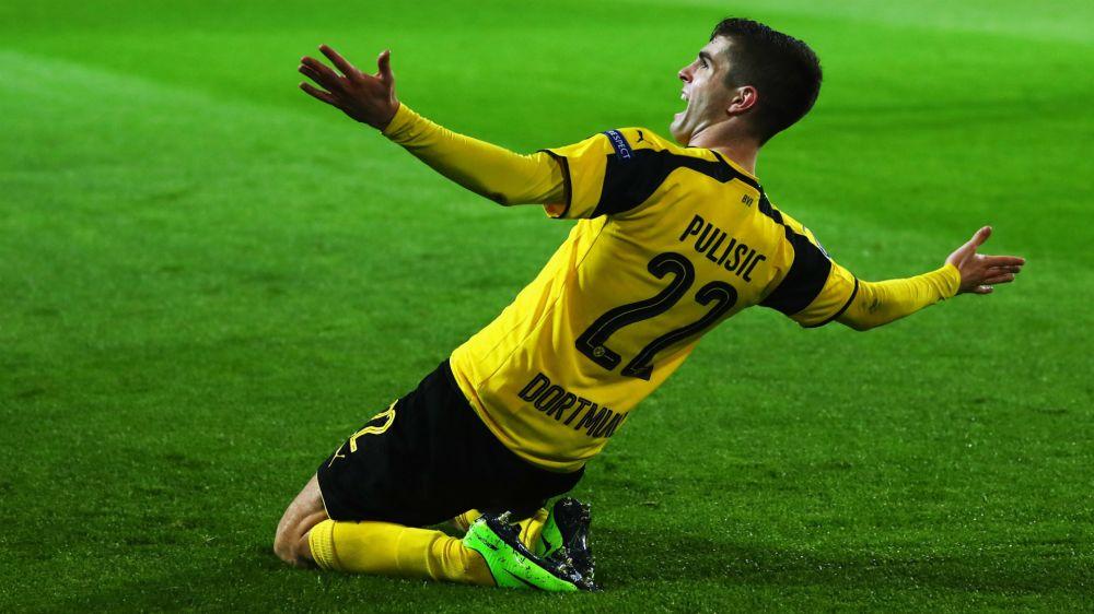 Jovem estrela do Borussia Dortmund está na mira do Tottenham, diz jornal