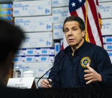 Cuomo Suggests 'Possible Flattening of the Curve' in New York