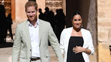 Bookies reveal name 'Diana' is favourite for Meghan and Harry's baby