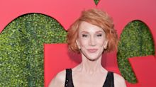 Kathy Griffin reveals lung cancer diagnosis, will undergo surgery to remove 'half of my left lung'