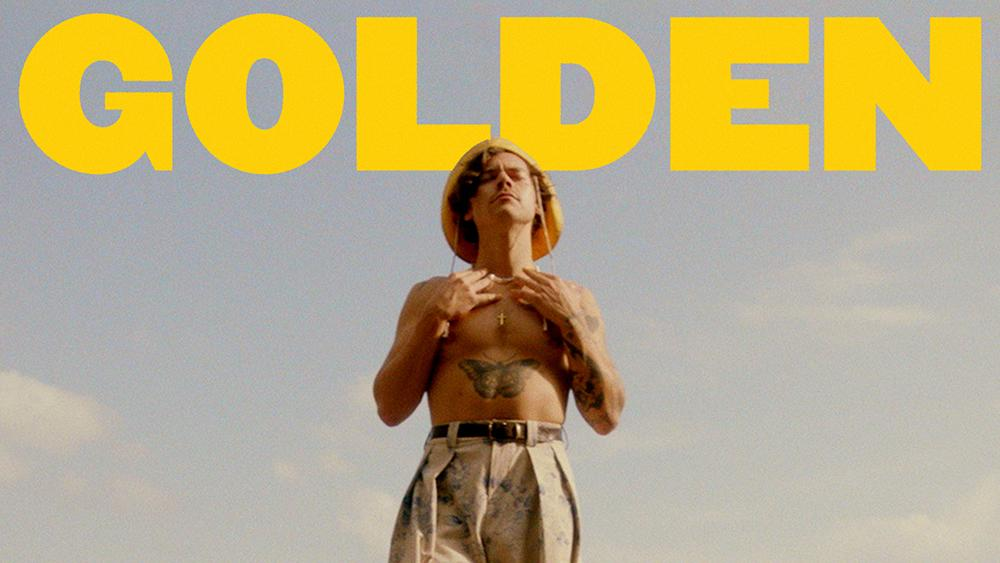 Harry Styles Unveils 'Golden' Music Video