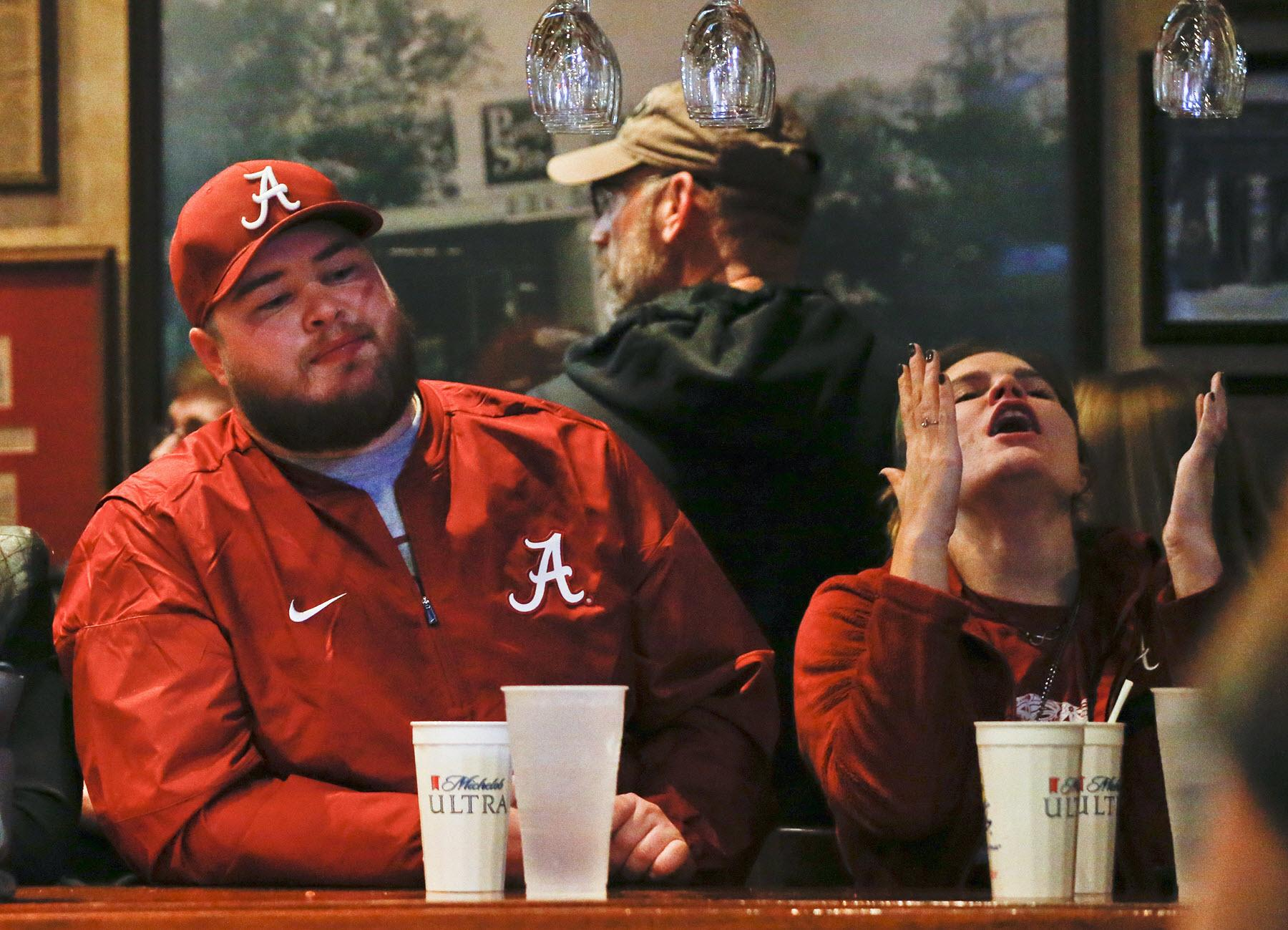 Alabama is suddenly in big trouble and the reason why shows that college football is quirkier than everAlabama Crimson Tide Football - Auburn Tigers Football - College Football Playoff - Georgia Bulldogs Football - Intermittent Fasting - Iron Bowl - SEC - SEC Championship Game - South Carolina Gamecocks Football