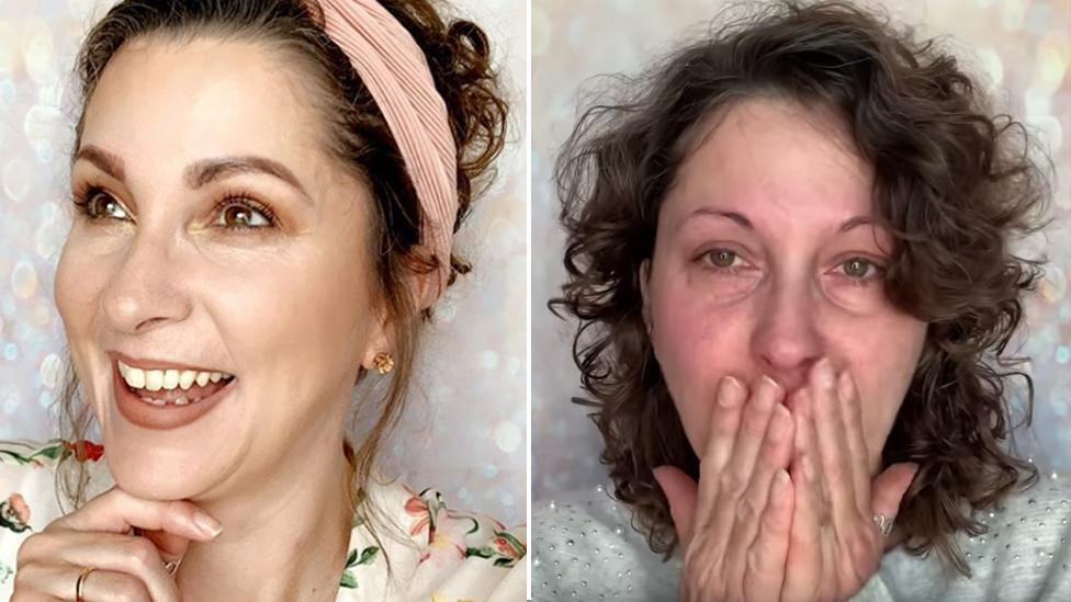 YouTuber reveals she only has days to live after devastating diagnosis
