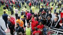 Blackburn reel in Nottingham Forest as Leyton Orient fans force 'abandonment'